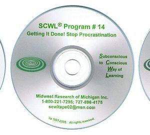 Weight Loss Subliminal 3 CD Bundle Numbers 1, 14, 32