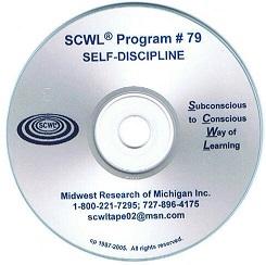 Self Discipline CD Number 79